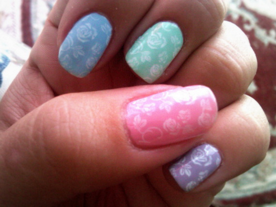 Adorable -Spring & Easter- Nail- Art- Ideas_45