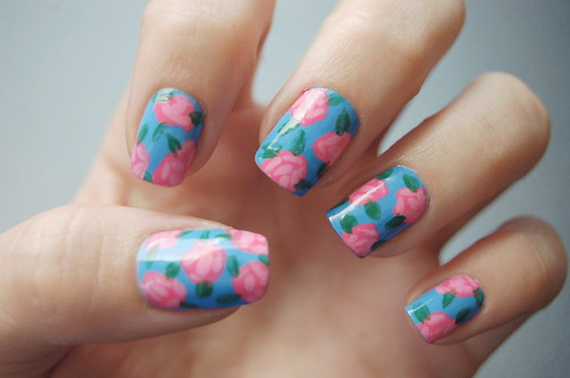 Adorable -Spring & Easter- Nail- Art- Ideas_68
