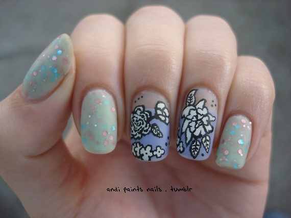 Adorable -Spring & Easter- Nail- Art- Ideas_71