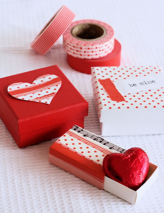 Beautiful Wrapping- Gift- Design-s and- Ideas-  For- Valentine's- Day_08
