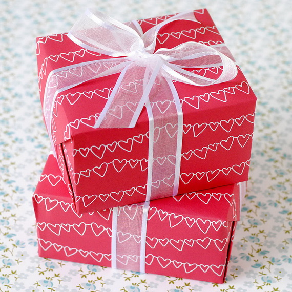 Beautiful Wrapping- Gift- Design-s and- Ideas-  For- Valentine's- Day_21
