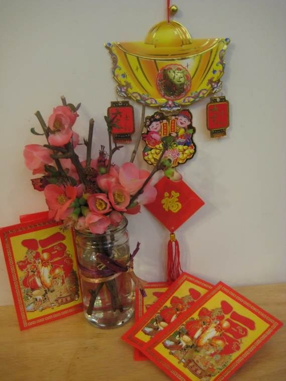 Chinese New Year Decorating Ideas 26