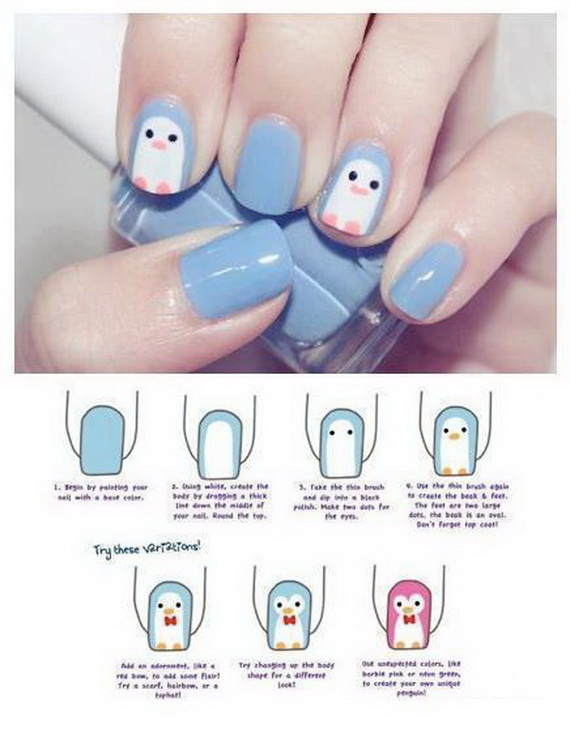 Cute- Easy Easter- Bunny- Nails- Ideas_55