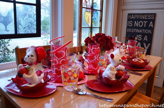 Romantic- Valentine's Day- Table -Setting -ideas_010