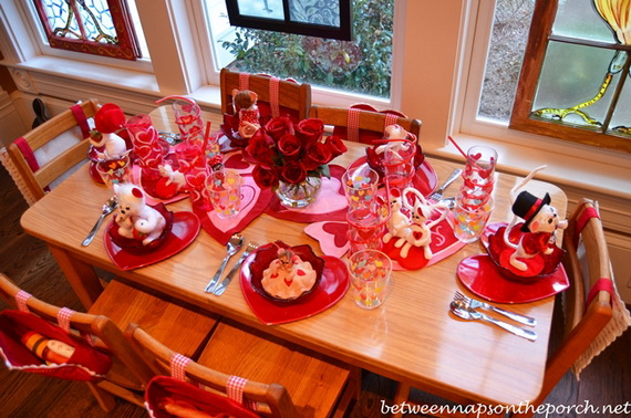 Romantic- Valentine's Day- Table -Setting -ideas_011