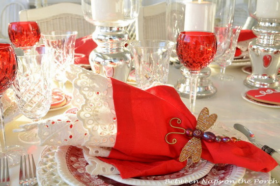 Romantic- Valentine's Day- Table -Setting -ideas_029
