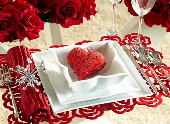 Romantic- Valentine's Day- Table -Setting -ideas_040