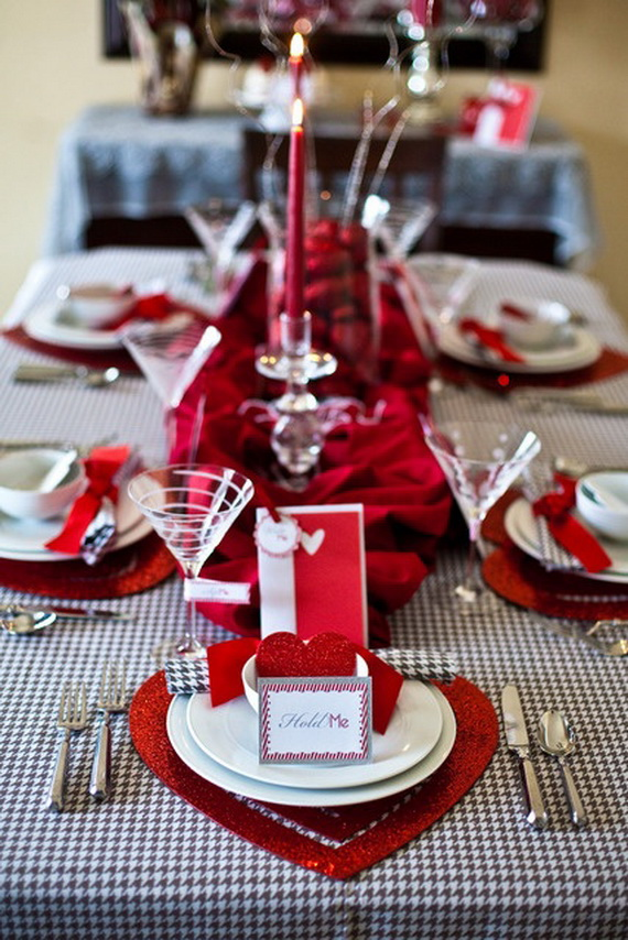 Romantic- Valentine's Day- Table -Setting -ideas_060