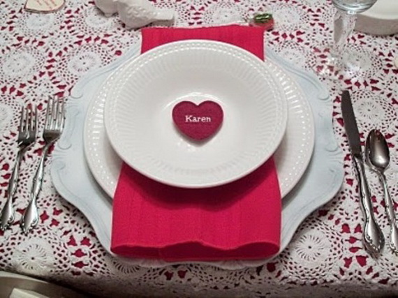 Romantic- Valentine's Day- Table -Setting -ideas_077