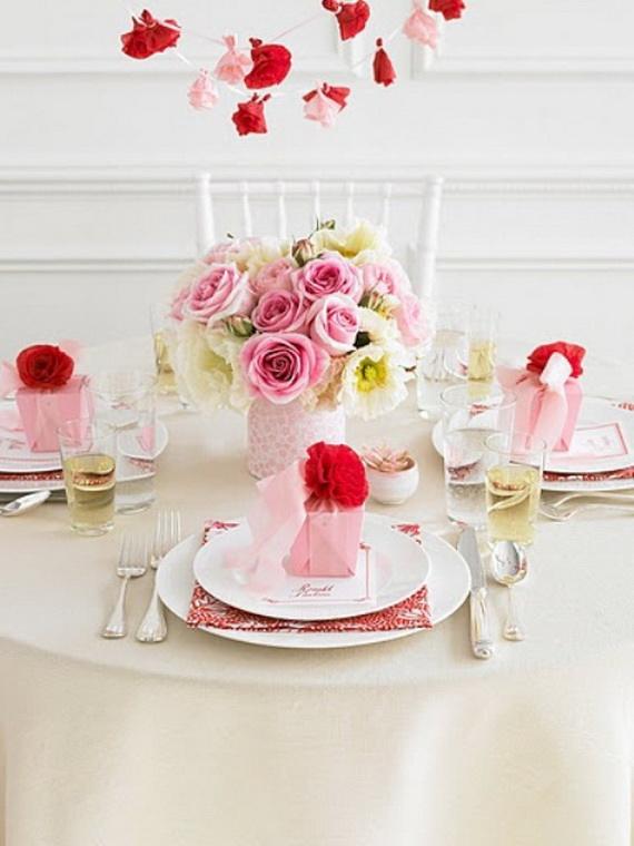 Romantic- Valentine's Day- Table -Setting -ideas_090