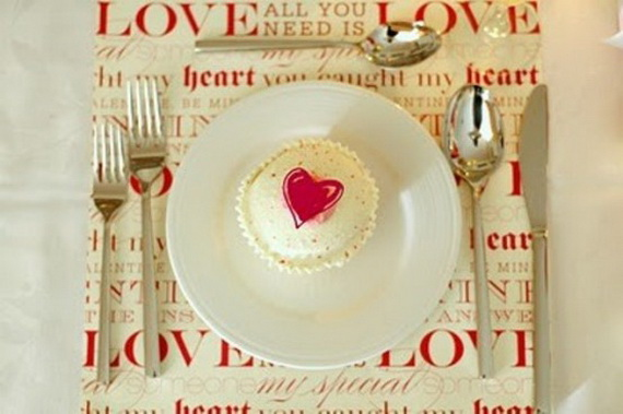 Romantic- Valentine's Day- Table -Setting -ideas_111