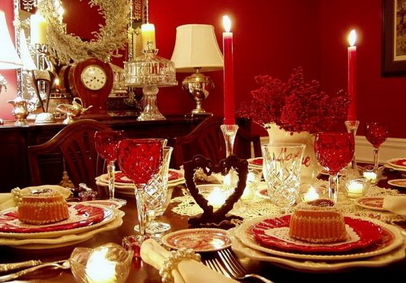 Romantic- Valentine's Day- Table -Setting -ideas_121