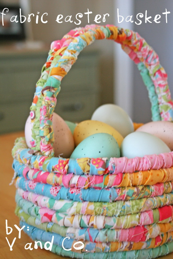 Creative- Fabric- Easter- Basket- Gift- Ideas _34