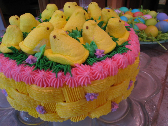 Easter- &-Springtime- Bird's- Nest- Cakes_11