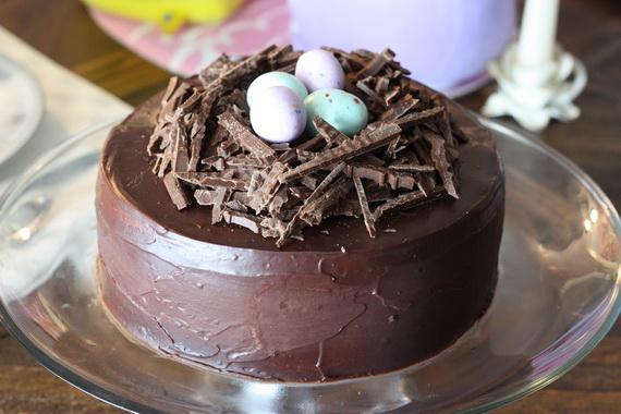 Easter- &-Springtime- Bird's- Nest- Cakes_14