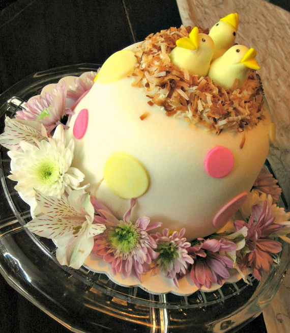 Easy- Easter- Cake- Decorating Ideas _36