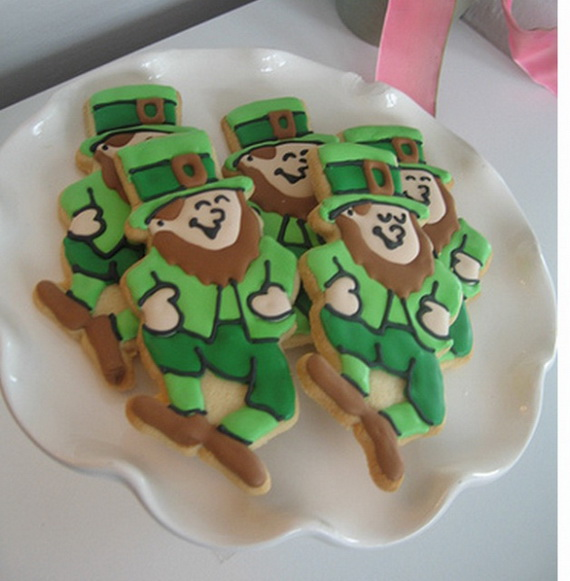 Irish Leprechaun cookies picture_resize