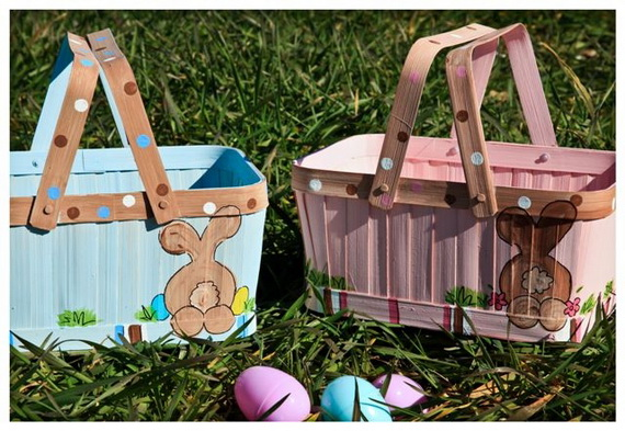 Personalized- Hand- Painted- Girl- Bunny- Easter- Basket- Ideas_22