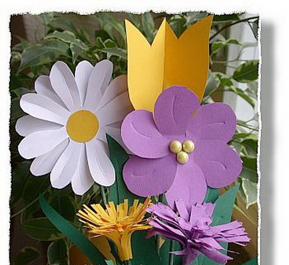 Spring- Craft- Ideas – Easy & Fun -Spring- Crafts- and- Projects_09