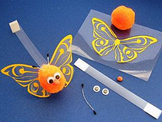 Spring- Craft- Ideas – Easy & Fun -Spring- Crafts- and- Projects_15