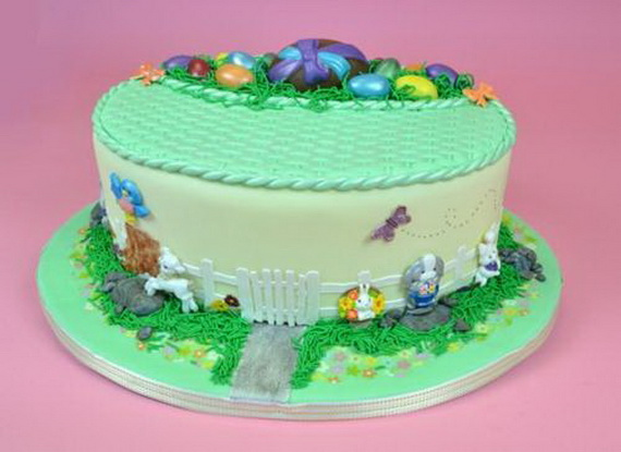 Unique Easter- and- Spring- Cake- Design- Ideas- and- Themes_11