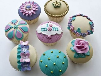 Cupcake Decorating Ideas On Mothers Day family holidaynetguide