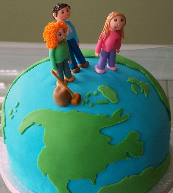 Coolest- Earth- Day- Cake- Decorating- Ideas_22