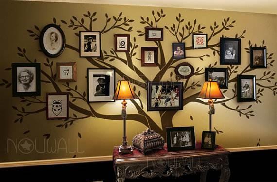 Family Tree Craft Template Ideas Family Holiday Net