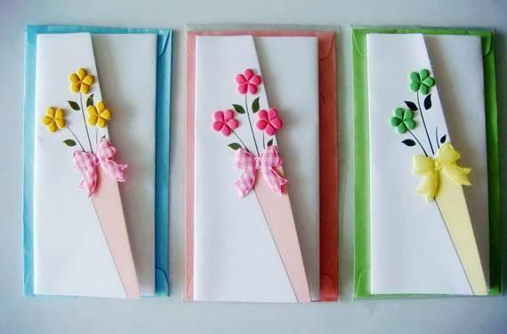 Handmade mothers day and birthday card ideas family holiday handmade mothers day card designs and ideas m4hsunfo
