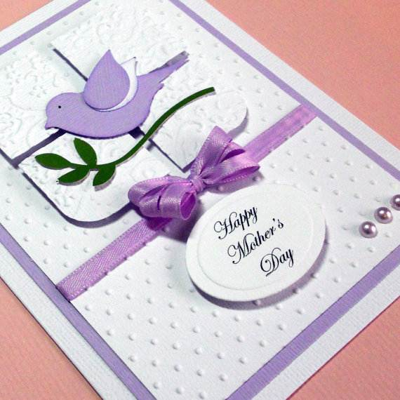 Miraculous Handmade Mothers Day Card Designs And Ideas Family Holiday Net Funny Birthday Cards Online Fluifree Goldxyz