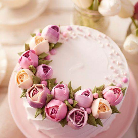 Mothers Day Cake Decorations  (15)