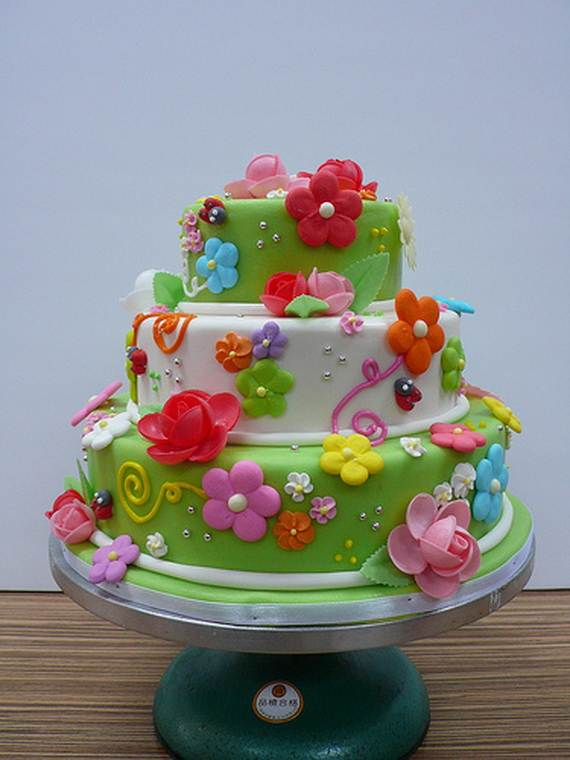 Spring-Theme-Cake-Decorating-Ideas_04