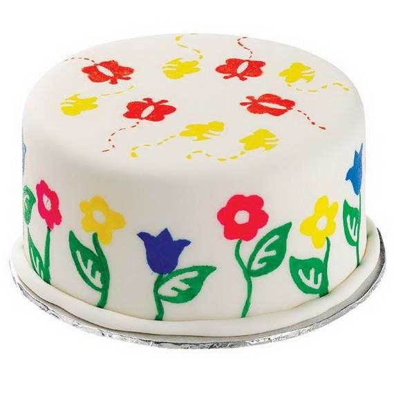 Spring-Theme-Cake-Decorating-Ideas_26