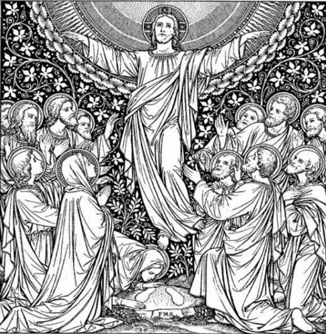 Ascension-of-Jesus-Christ-Coloring-Pages_091