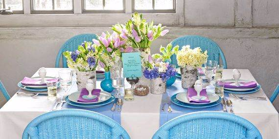 Creative Mothers Day Table Centerpiece Decoration Ideas (2)