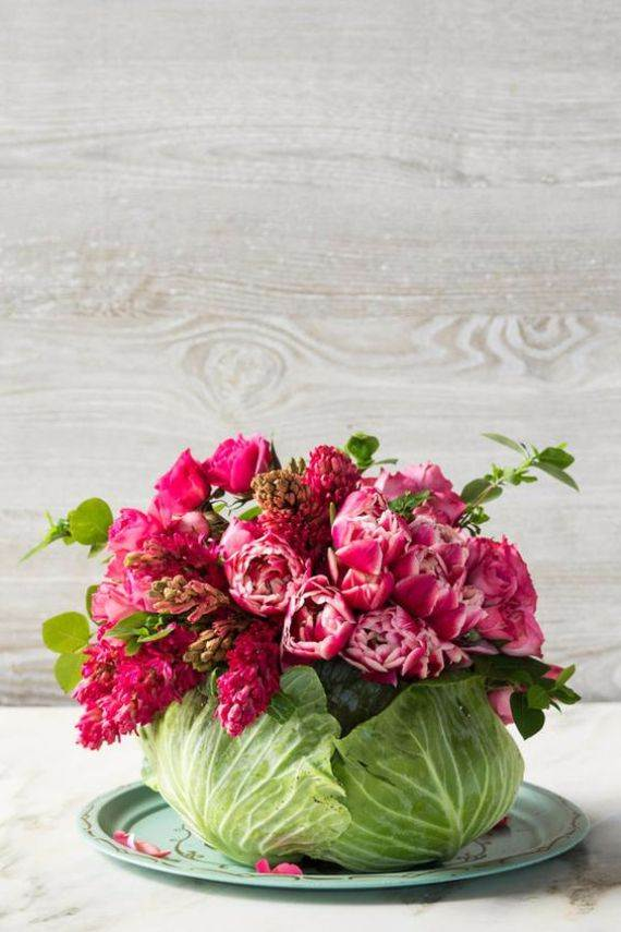Creative Mothers Day Table Centerpiece Decoration Ideas (3)
