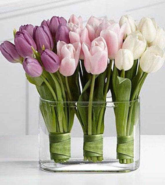 Creative Mothers Day Table Centerpiece Decoration Ideas (9)
