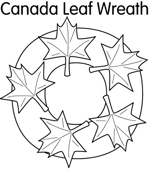 Canada Day Coloring Pages _03