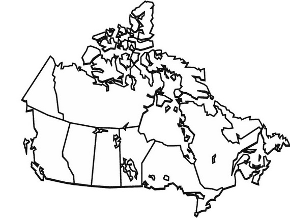 Canada Day Coloring Pages _11