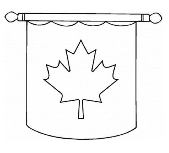 Canada Day Coloring Pages _17