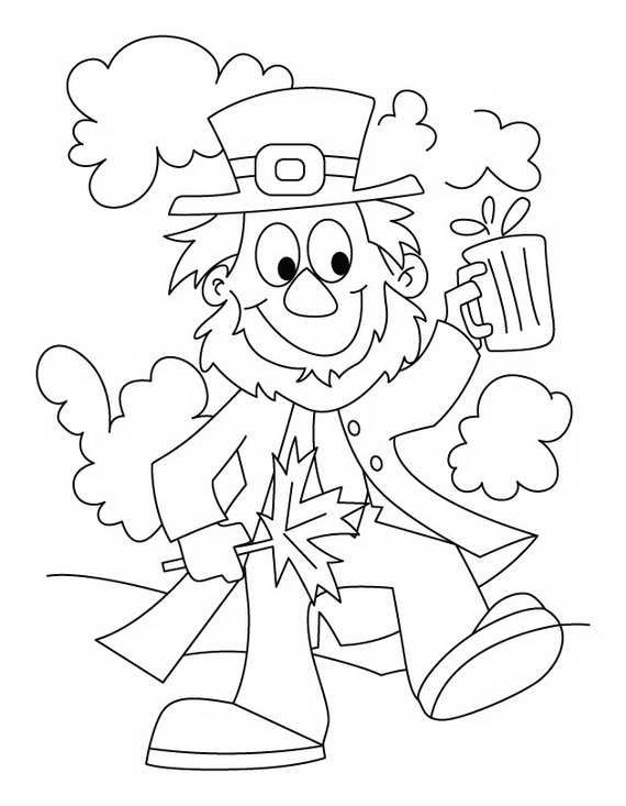 Canada Day Coloring Pages _33