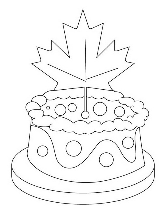Canada Day Coloring Pages _34