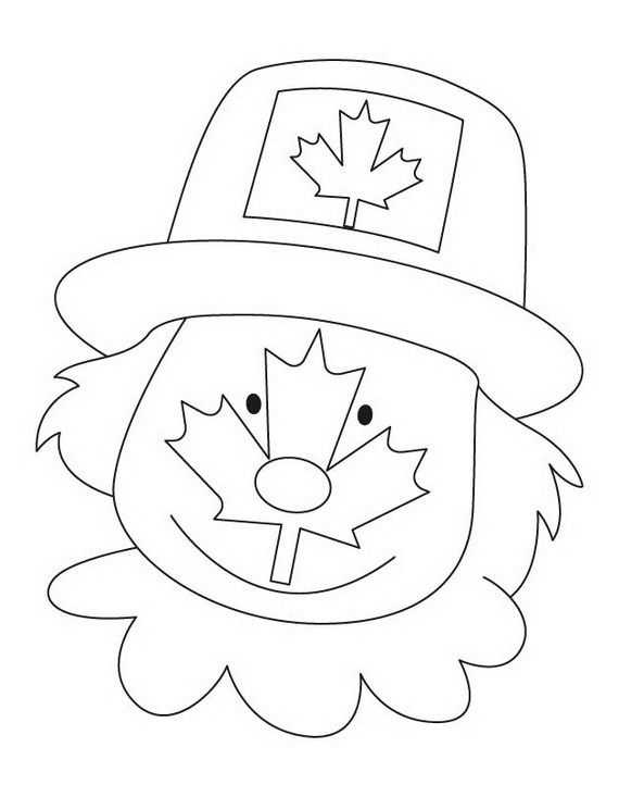 Canada Day Coloring Pages _40