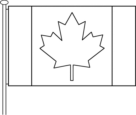 Canada Day Coloring Pages _45