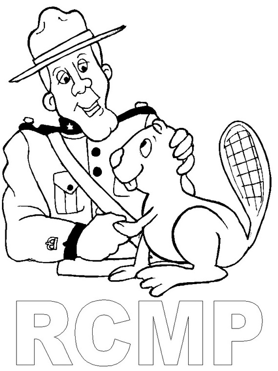 Canada Day Coloring Pages _61
