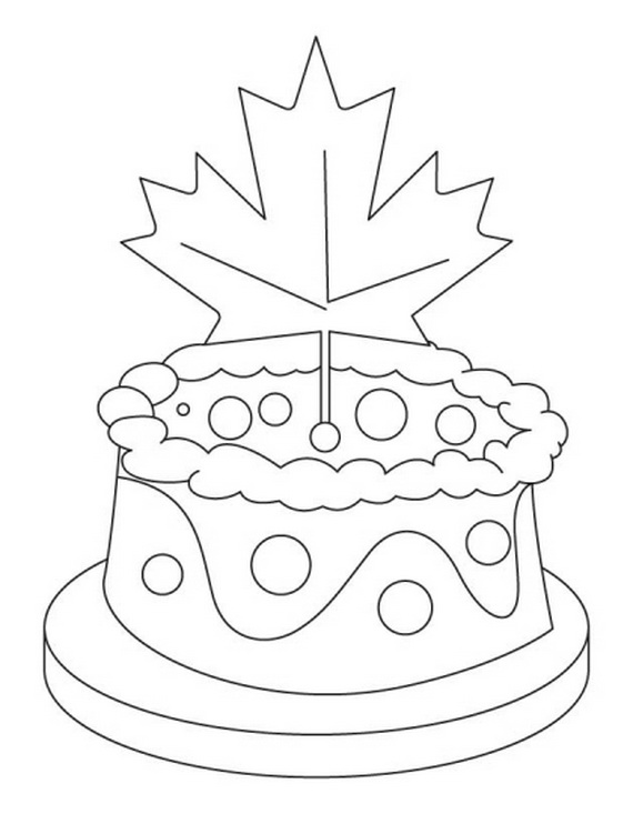Canada Day Coloring Pages _63