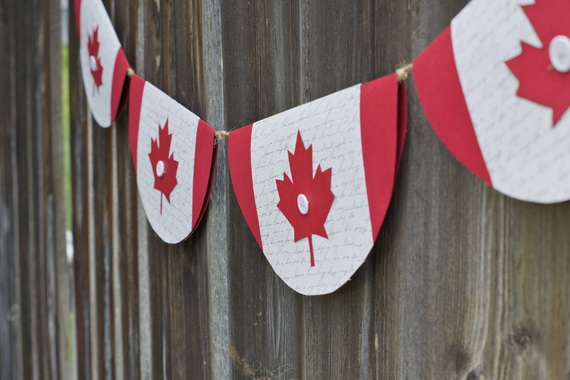 Canada Day Red and White Craft Ideas_07
