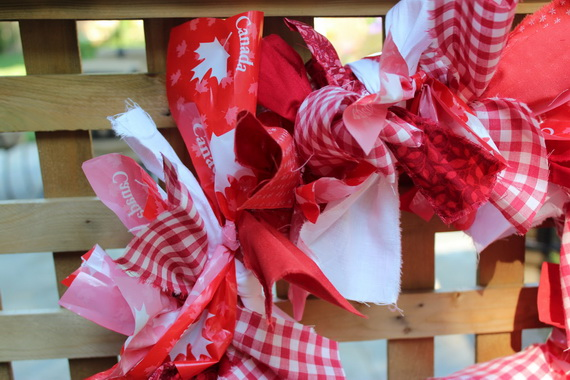 Canada Day Red and White Craft Ideas_10