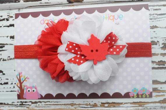 Canada Day Red and White Craft Ideas_19