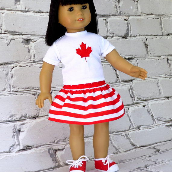 Canada Day Red and White Craft Ideas_26